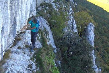 Grande Randonnee – Topo – La Grotte de la Ste Baume