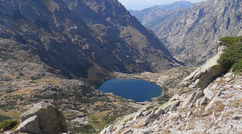 Grande Randonnee – Topo – Lac de Melo – Vallée de la Restonica