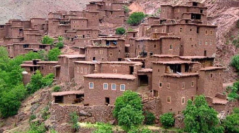Grande Randonnee – Topo – randonnée au maroc