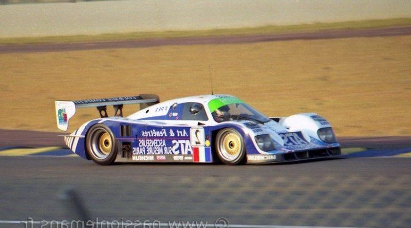 Cougar a Le Mans Pierre-Bénite